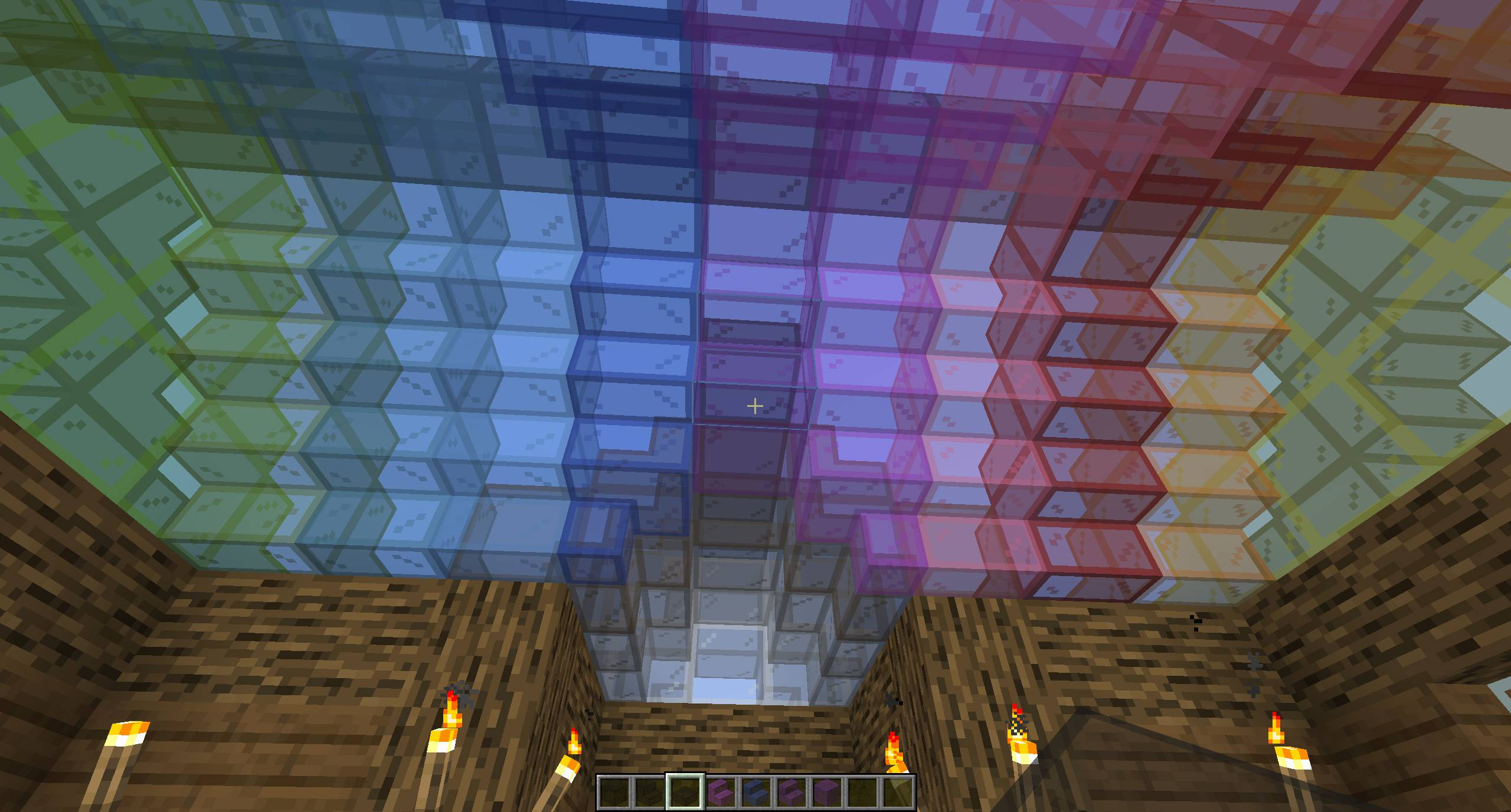 Mo Glass mod for minecraft 24