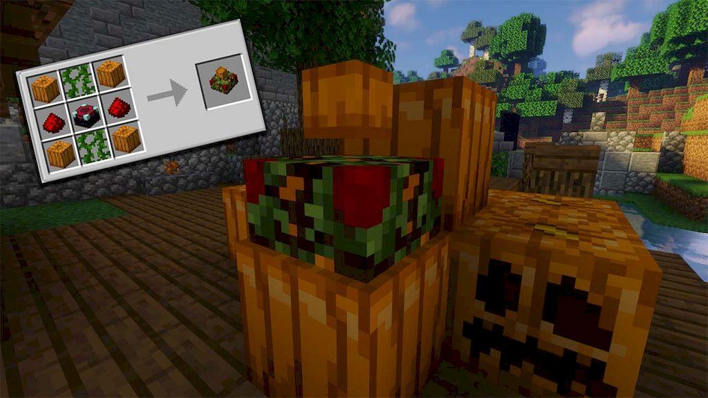 Mystical Pumpkins Mod Screenshots 1