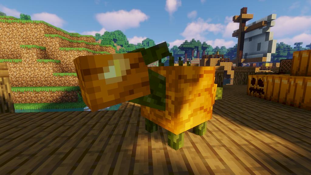 Mystical Pumpkins Mod Screenshots 2