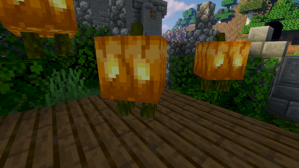 Mystical Pumpkins Mod Screenshots 4