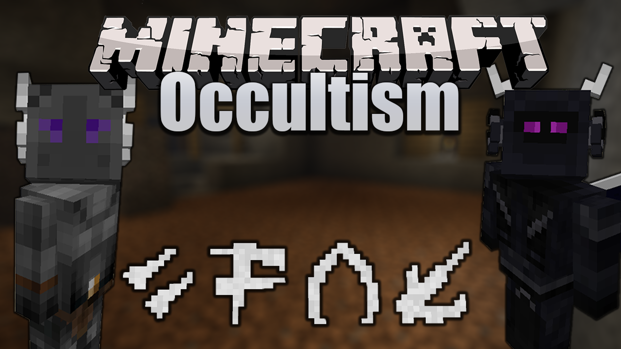 Occultism Mod 1.16.5/1.16.4