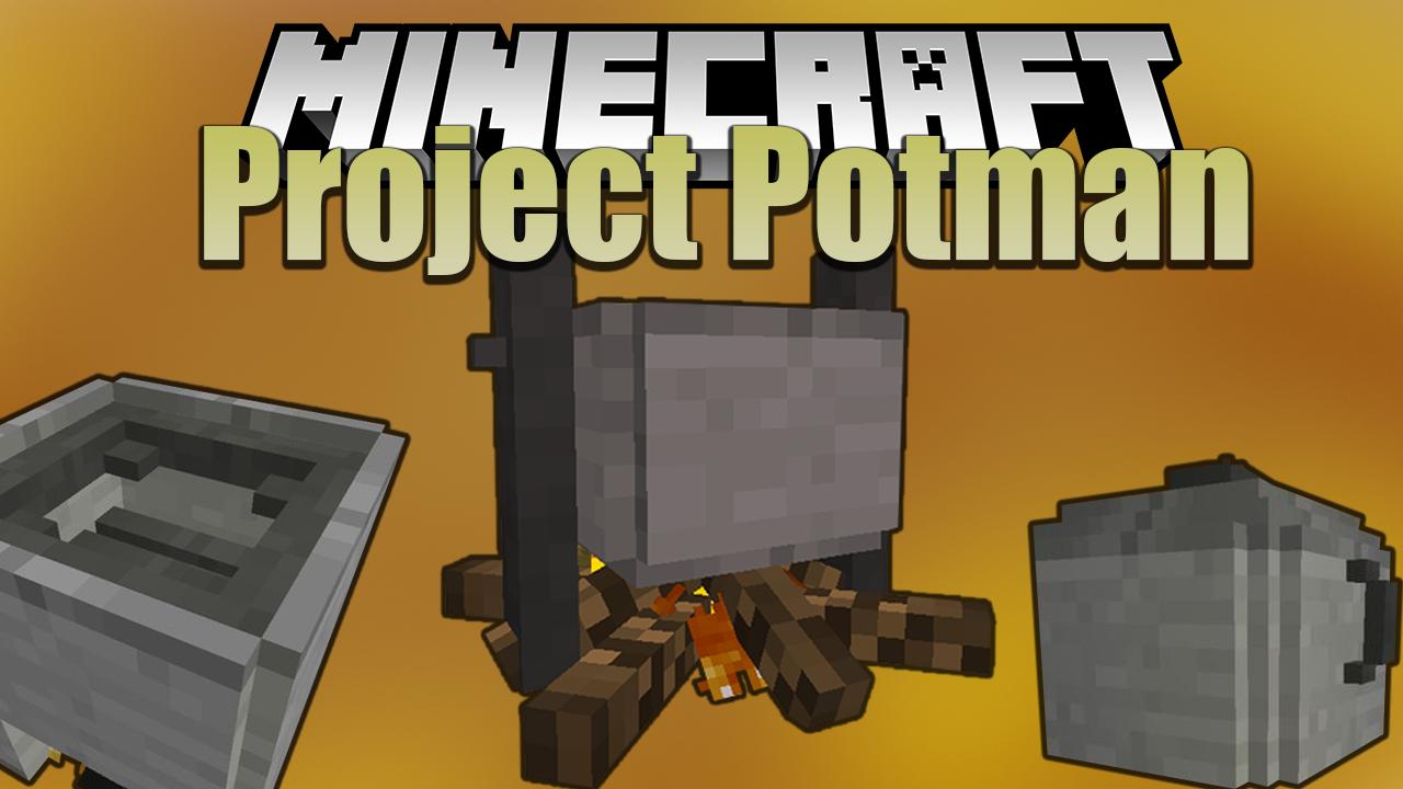 Project Potman Mod