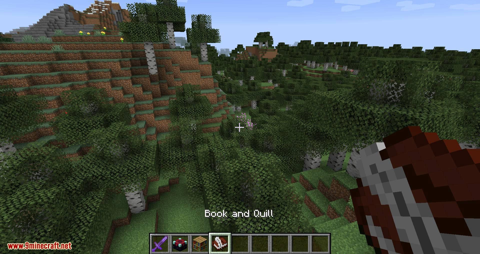 Runelic mod for minecraft 05