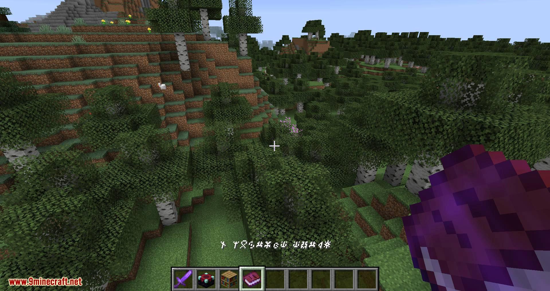 Runelic mod for minecraft 07