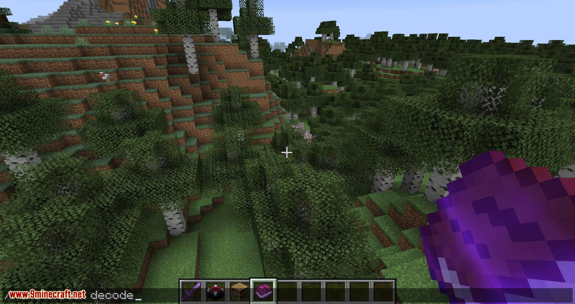 Runelic mod for minecraft 09
