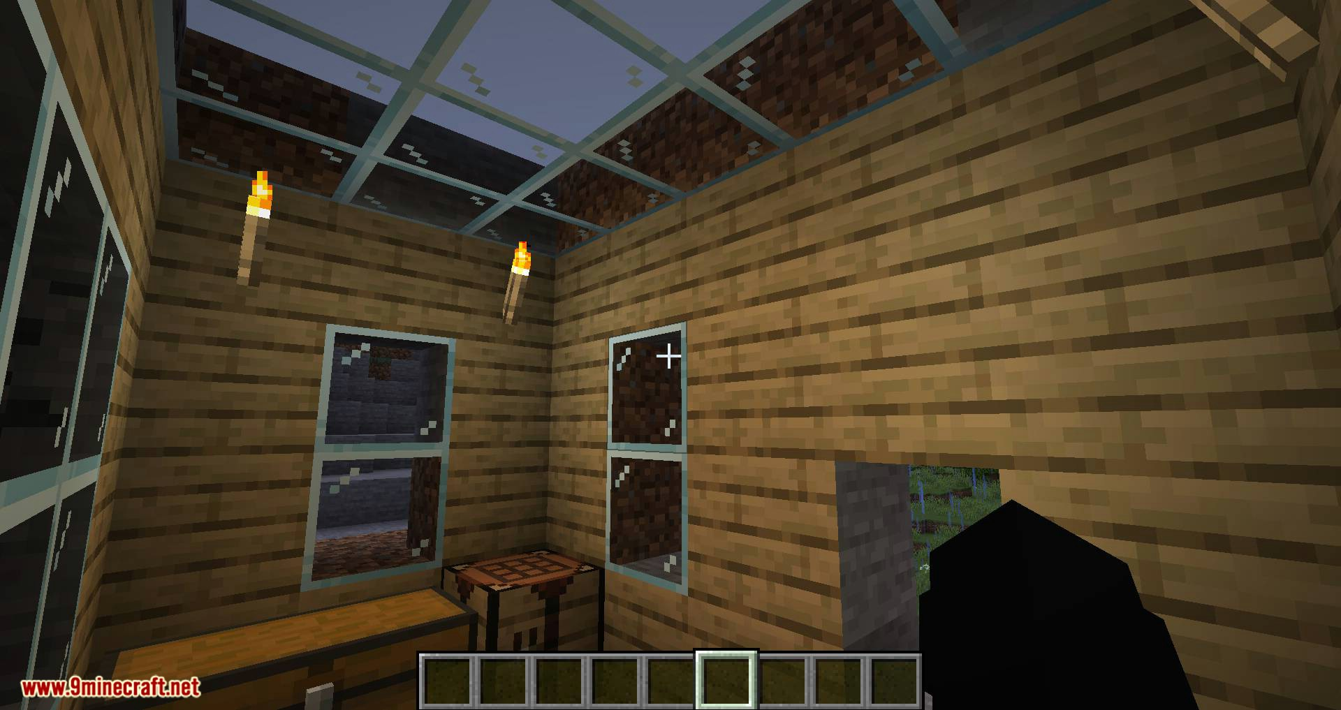 True Secret Room mod for minecraft 13