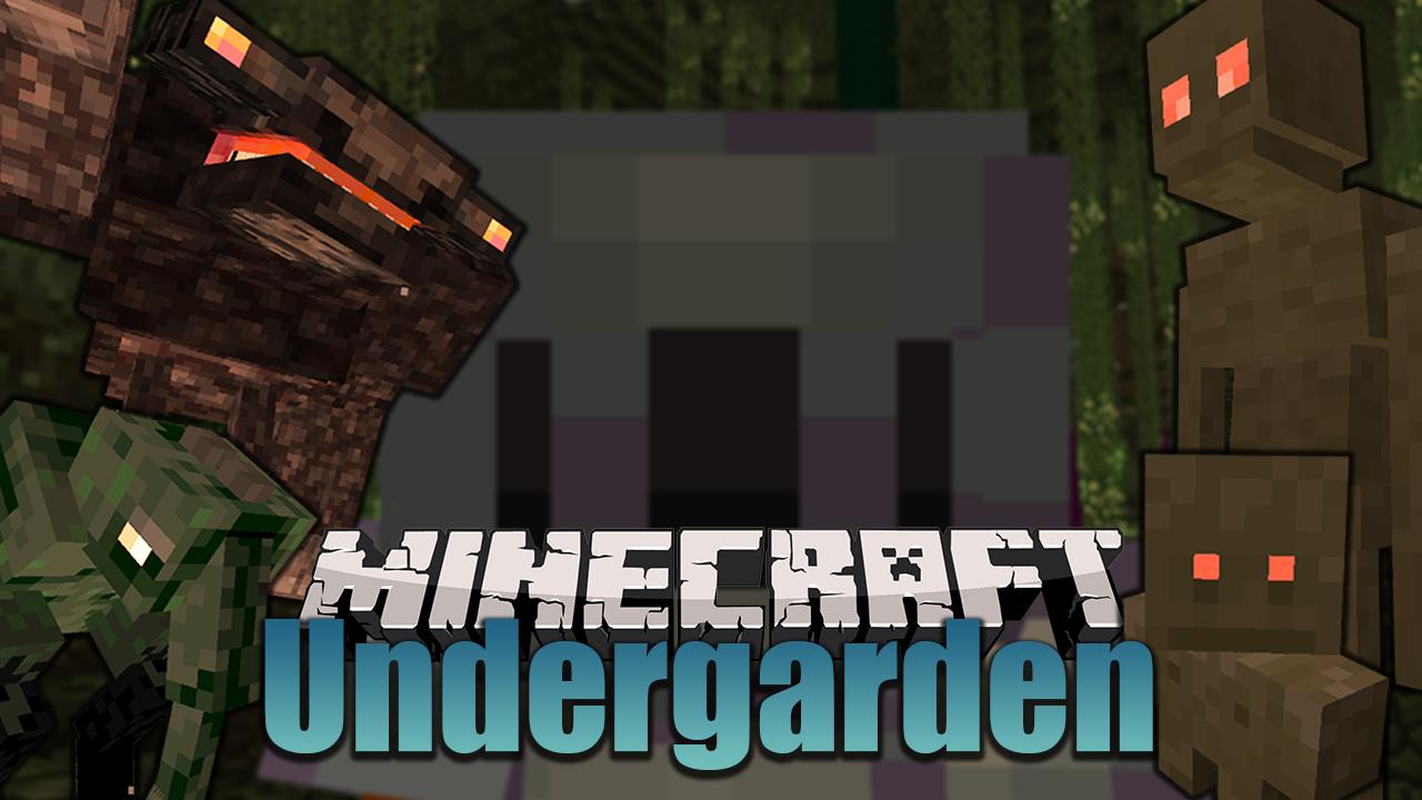 Undergarden Mod 1111.111111.1111/1111.111111.11 (Dimension, Entities, Unique