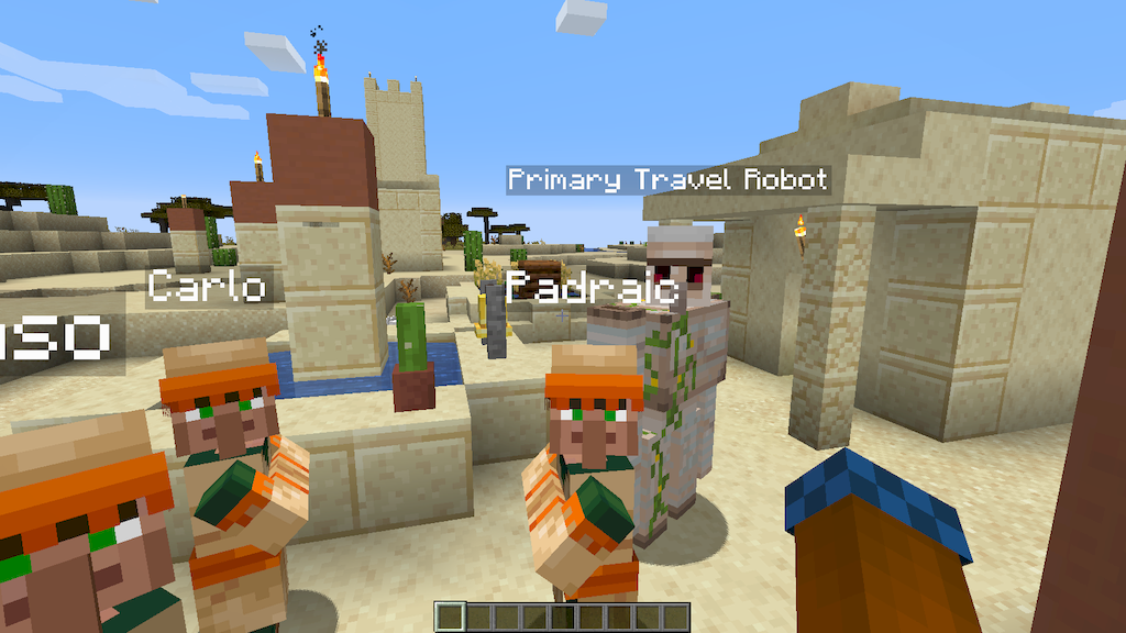 Villager Names Mod Screenshots 1
