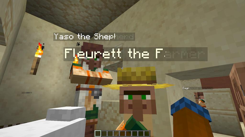 Villager Names Mod Screenshots 3