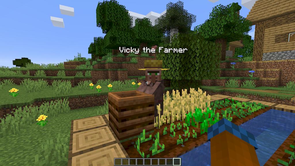 Villager Names Mod Screenshots 5