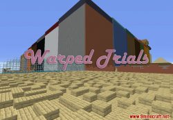 Warped Trails Map Thumbnail