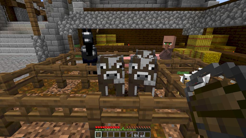 Wooden Bucket Mod Screenshots 1