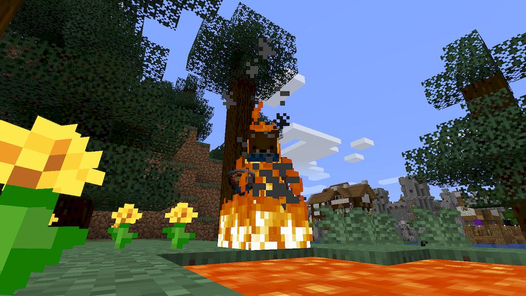 Wooden Bucket Mod Screenshots 9