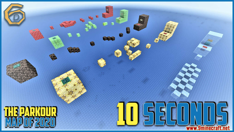 10 Seconds Map Thumbnail