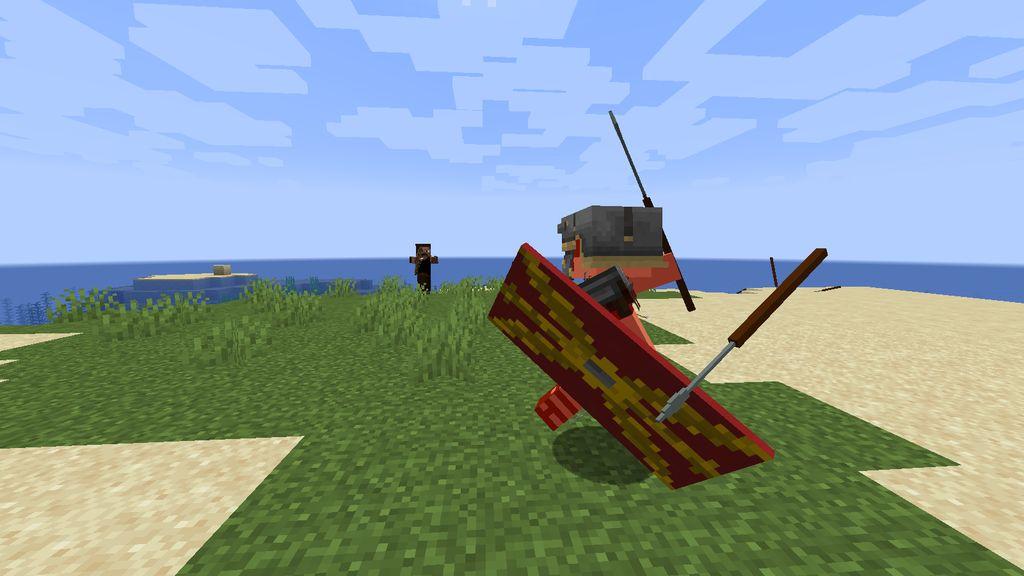 AncientCraft Mod Screenshots 3