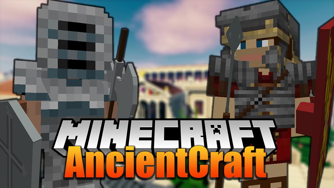 AncientCraft Mod