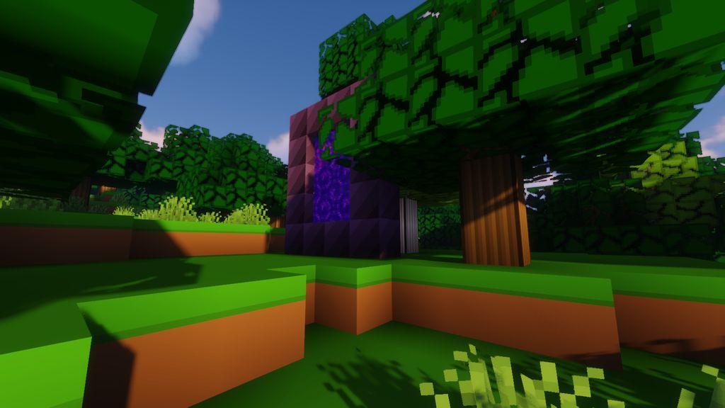 BloctaCraft Resource Pack Screenshots 1