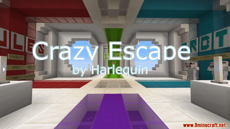 Crazy Escape Map Thumbnail