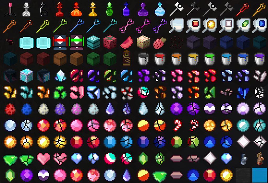 Crystal Universe Mod Screenshots 8