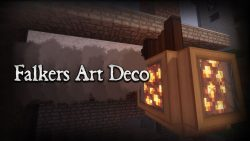 Falkers Art Deco Resource Pack