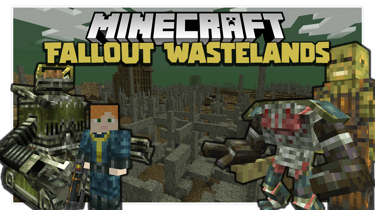 Fallout Wastelands Mod