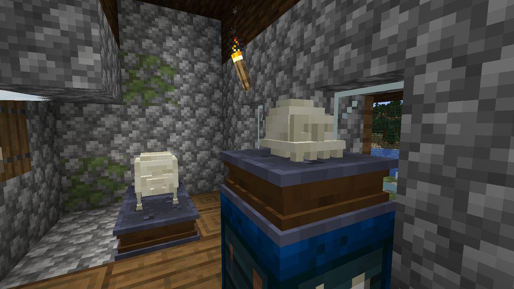 Fossil Mod Screenshots 1