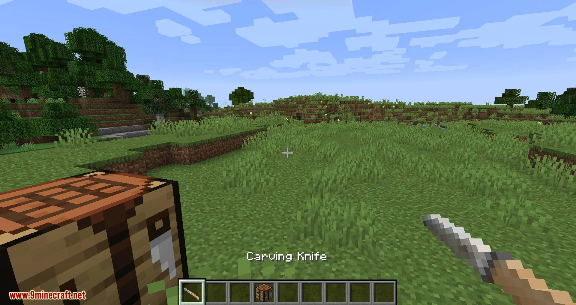 Ignis Fatuus mod for minecraft 02