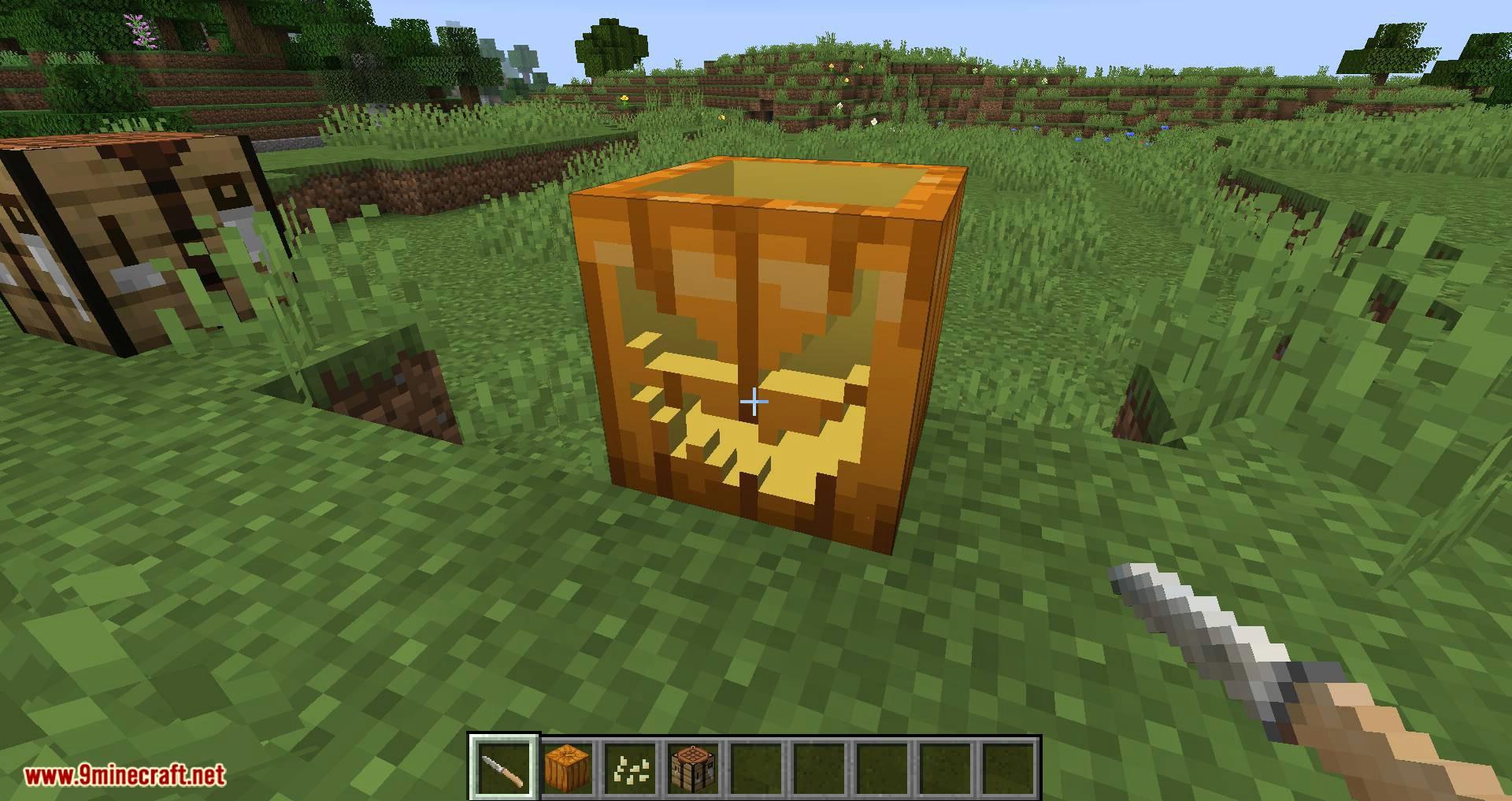 Ignis Fatuus mod for minecraft 07