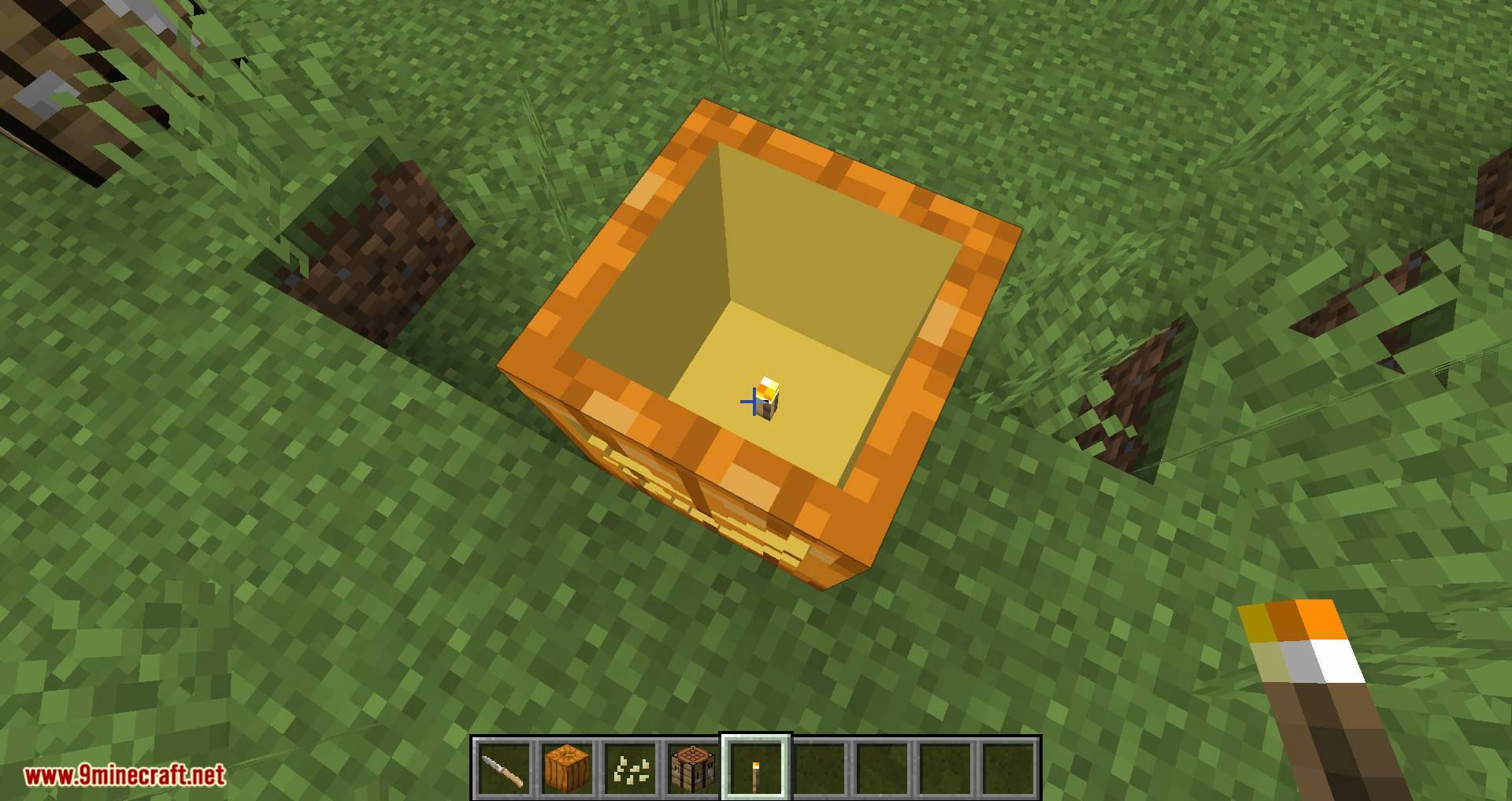 Ignis Fatuus mod for minecraft 08