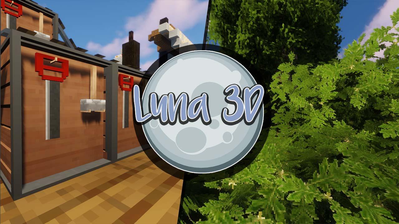 Luna 3D Resource Pack