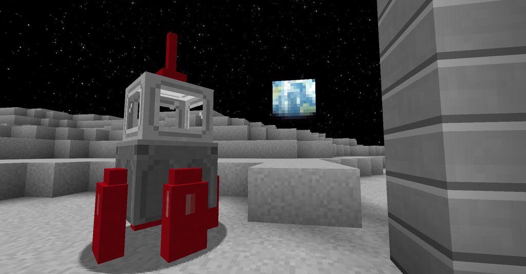 Moon and Space Mod Screenshots 3