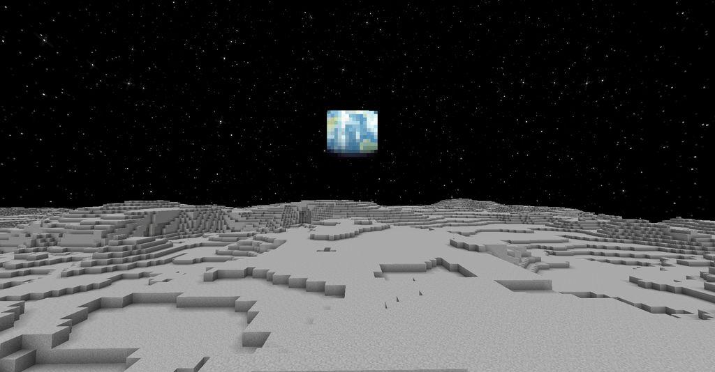 Moon and Space Mod Screenshots 4