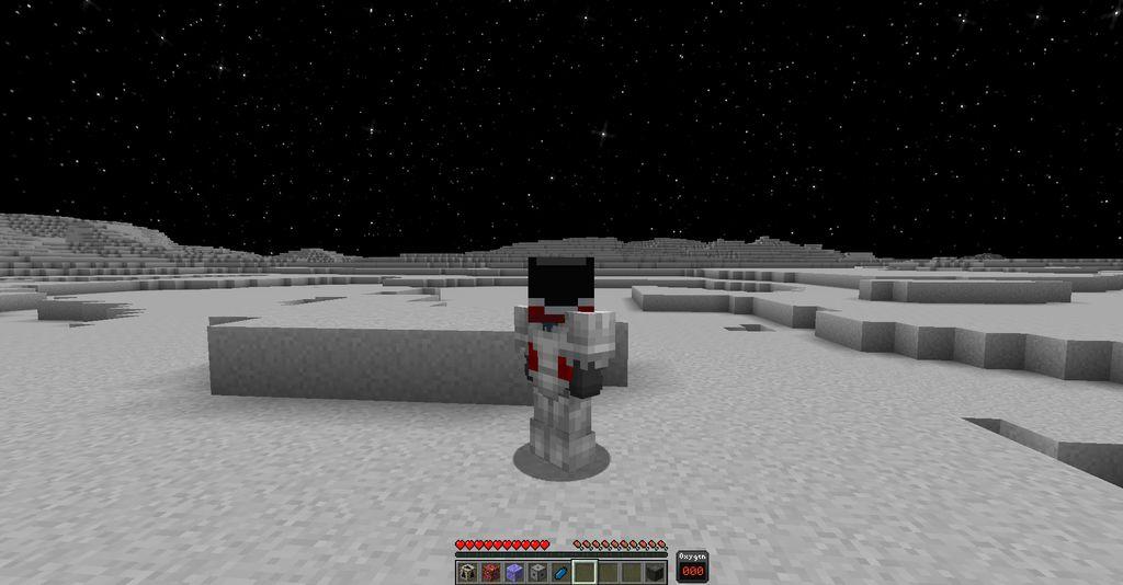 Moon and Space Mod Screenshots 6