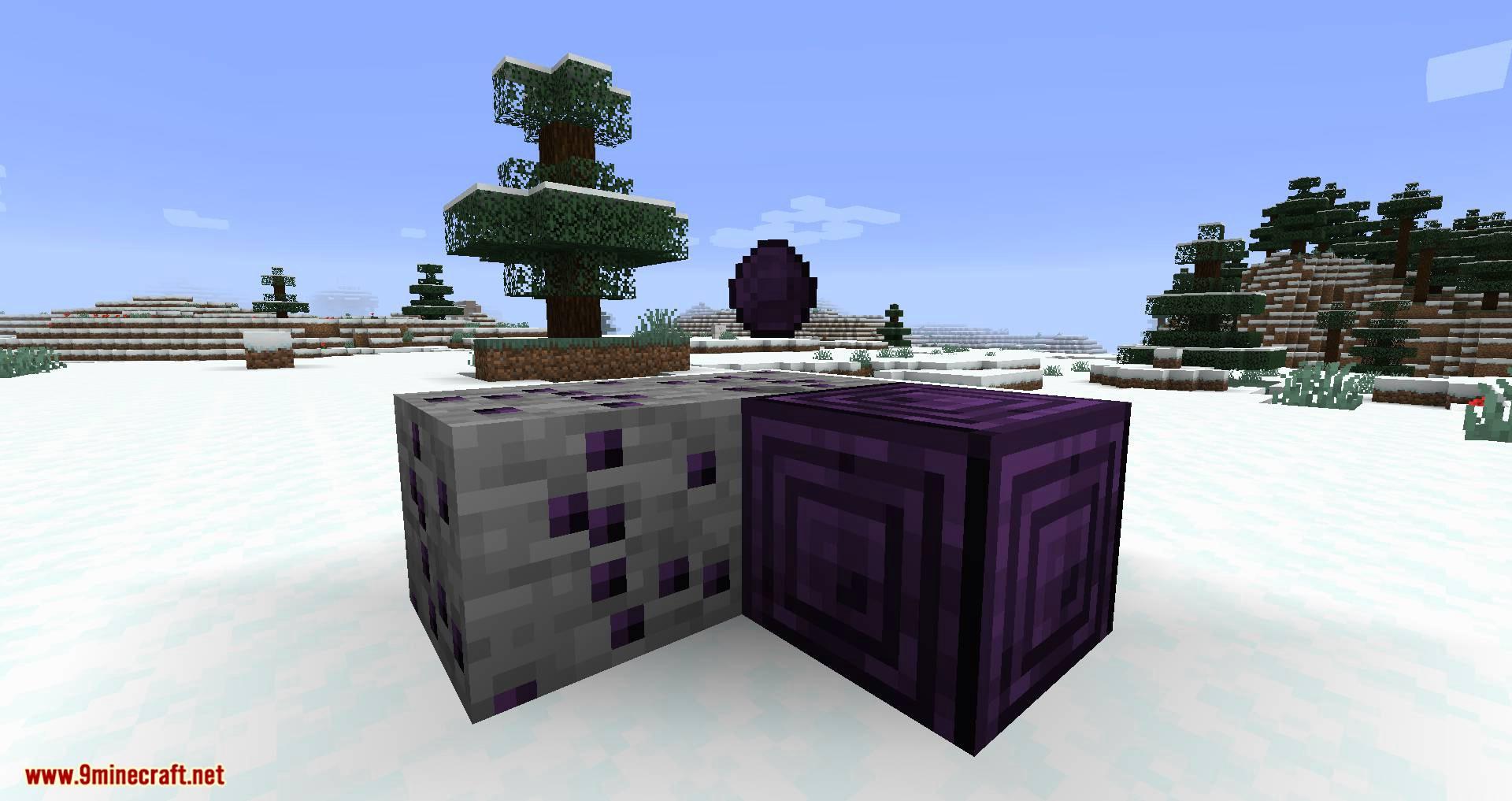 More Gems mod for minecraft 02