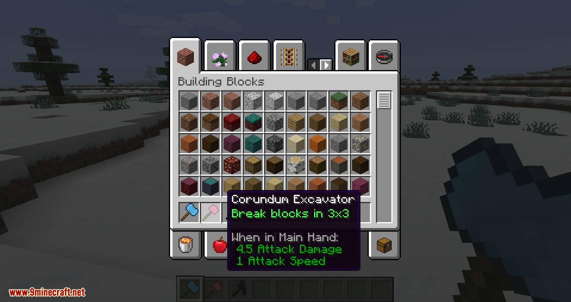More Gems mod for minecraft 06