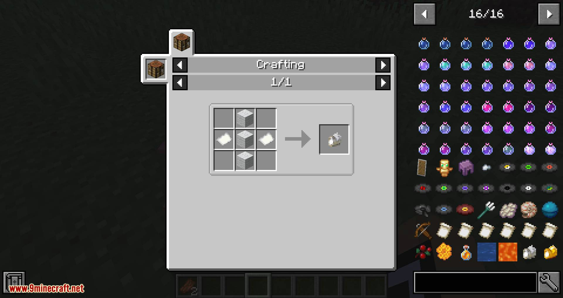 Save your pets mod for minecraft 04
