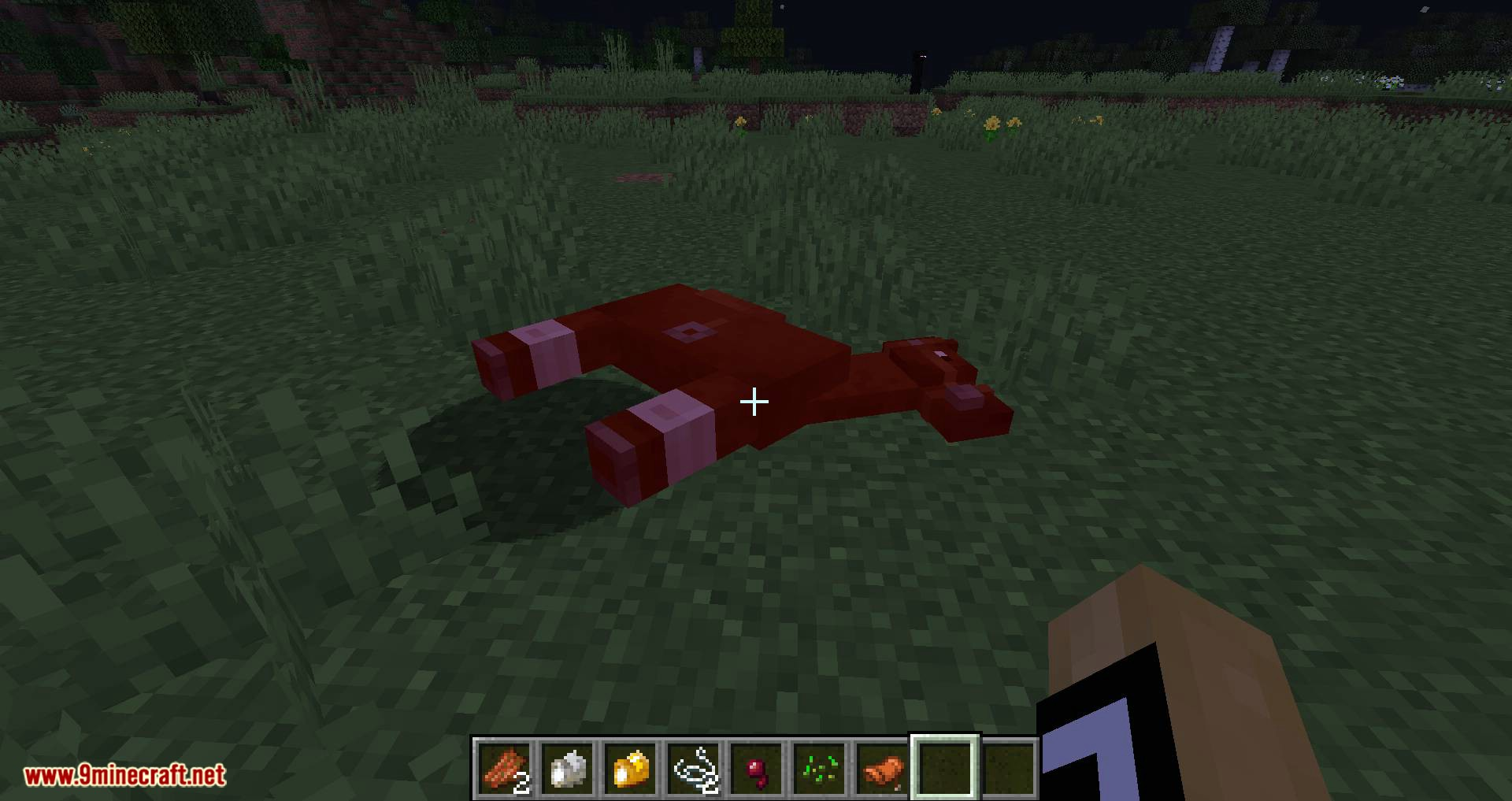 Save your pets mod for minecraft 16