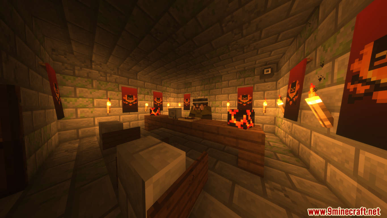 The Heist Map Screenshots (11)