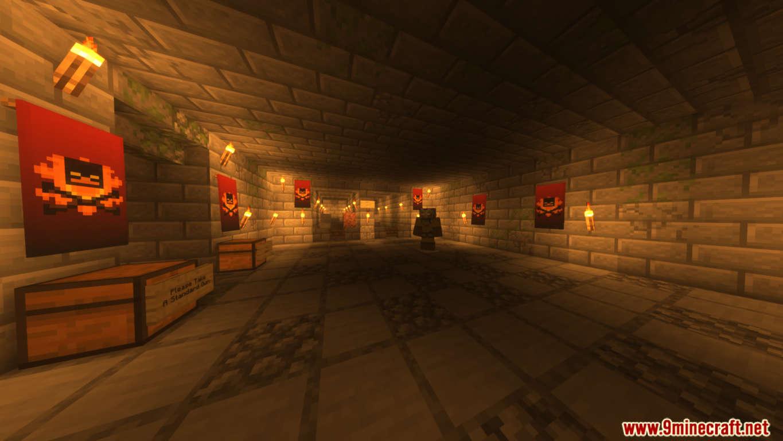 The Heist Map Screenshots (12)