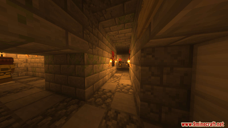 The Heist Map Screenshots (3)