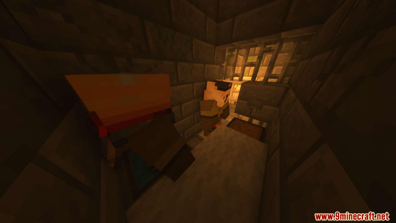 The Heist Map Screenshots (9)
