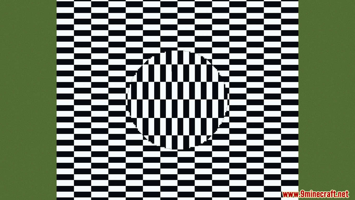 The Minecraft Optical Illusions Map Thumbnail