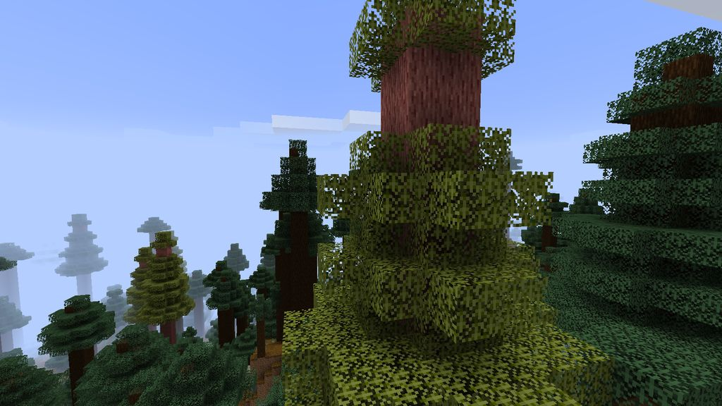 Tons of Trees Mod Screenshots 2