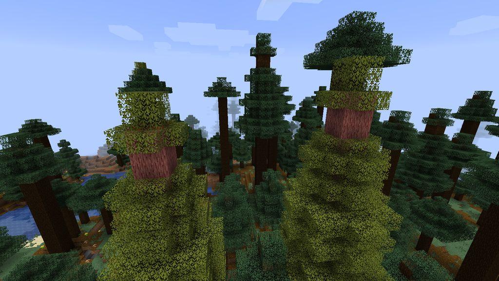 Tons of Trees Mod Screenshots 3