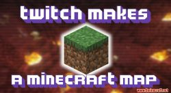 Twitch Makes a Minecraft Map Thumbnail