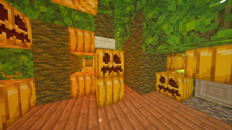 Autumn Maze Adventure Map Screenshots (10)