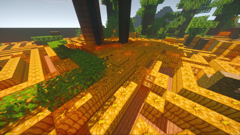 Autumn Maze Adventure Map Screenshots (11)