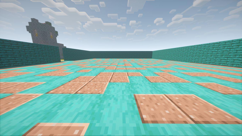 Autumn Maze Adventure Map Screenshots (2)