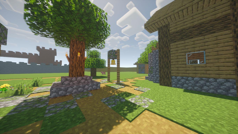 Autumn Maze Adventure Map Screenshots (5)