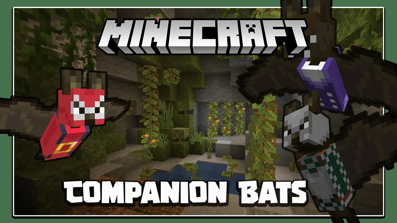 Companion Bats Mod
